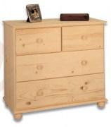 Complementi d 39 arredo e mobili in legno grezzi for Mobili legno grezzo in kit
