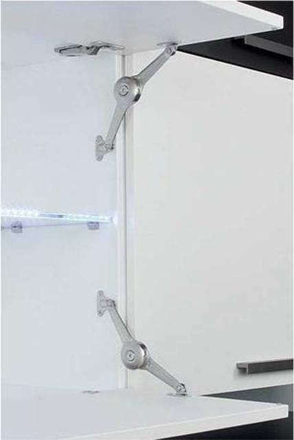 Accessori per mobili e antine braccetto guida snodo anta a ribalta - Pistoni vasistas cucina ...