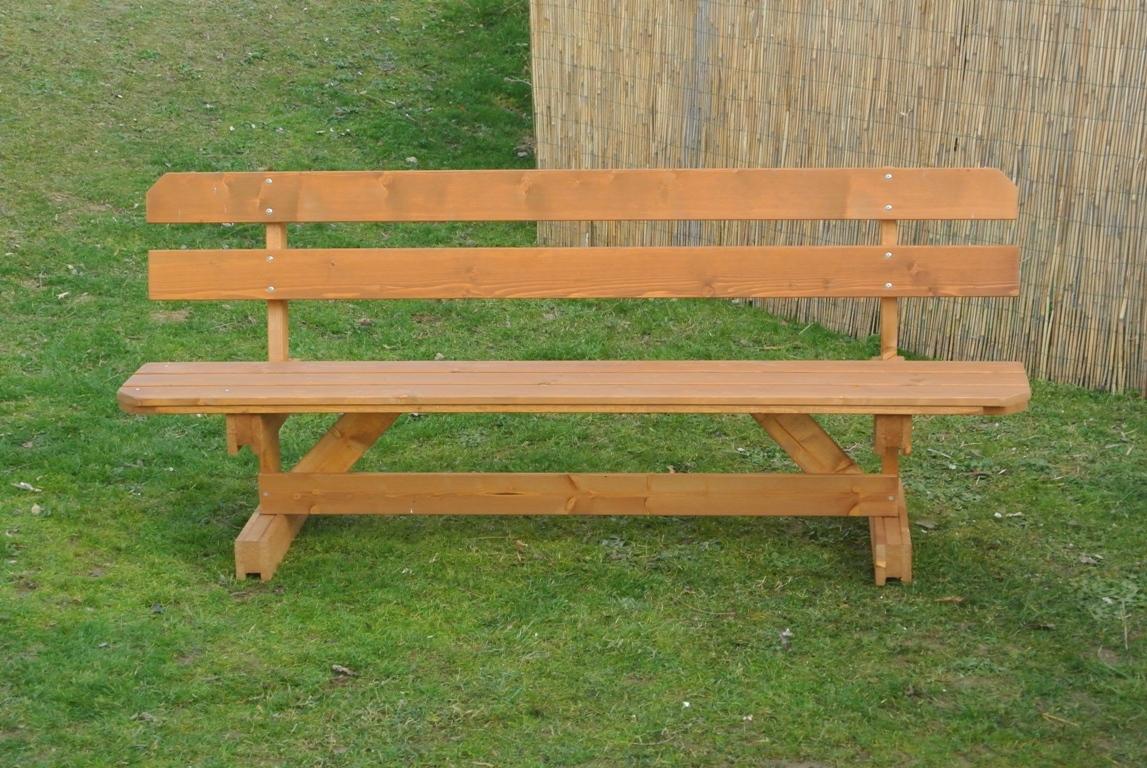 Panche da giardino in legno panchina da giardino con - Ikea panche da giardino ...
