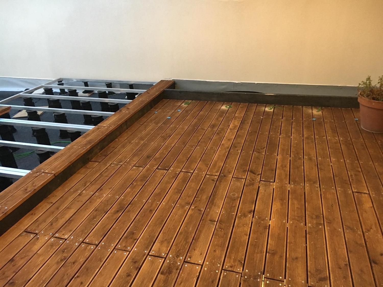 Decking pavimento in legno : pavimento in legno per esterno decking