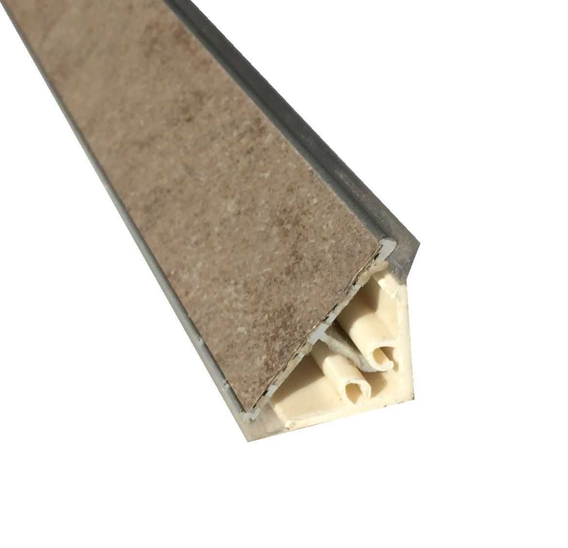 Alzatina Alluminio Per Cucina alzatina per top cucina finitura porfido scuro