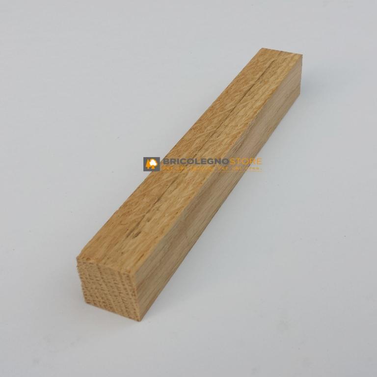 Tavole legno di rovere piallato listello rovere per for Costruire tornio legno