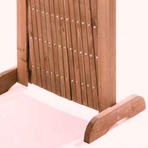 GRIGLIATI IN LEGNO : Pannello grigliato in legno di Cedro ...