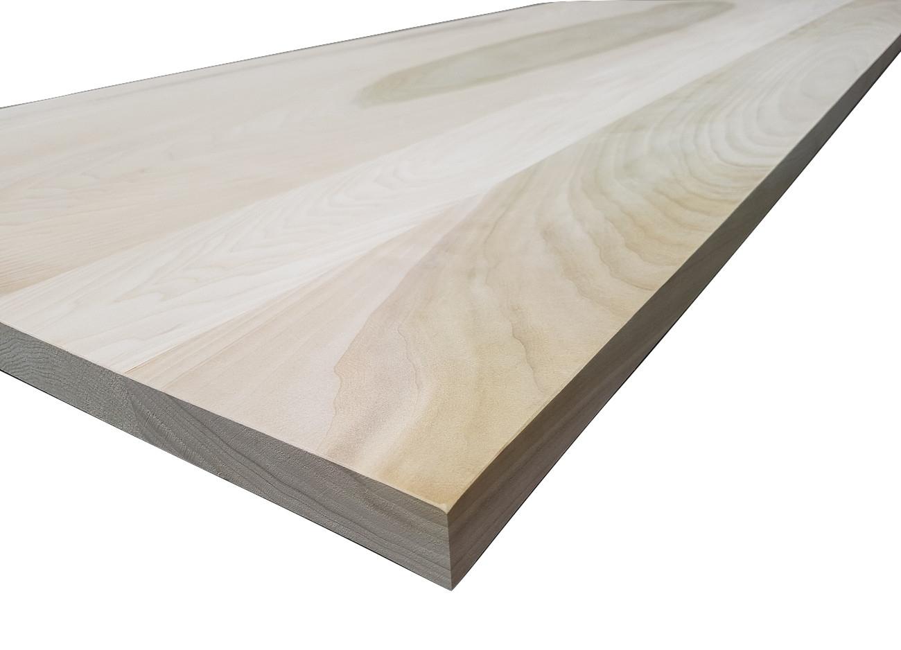 Piano tavolo in legno di tulipier piano tavolo in legno - Tavolo in legno massello ...