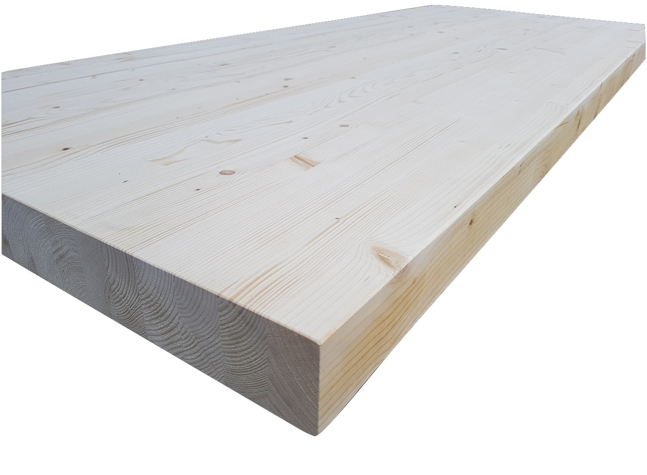 Piano tavolo in legno di abete piano tavolo in legno for Piani di coperta in legno