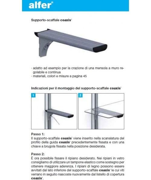reggimensole reggimensola coaxis 20 cm. Black Bedroom Furniture Sets. Home Design Ideas