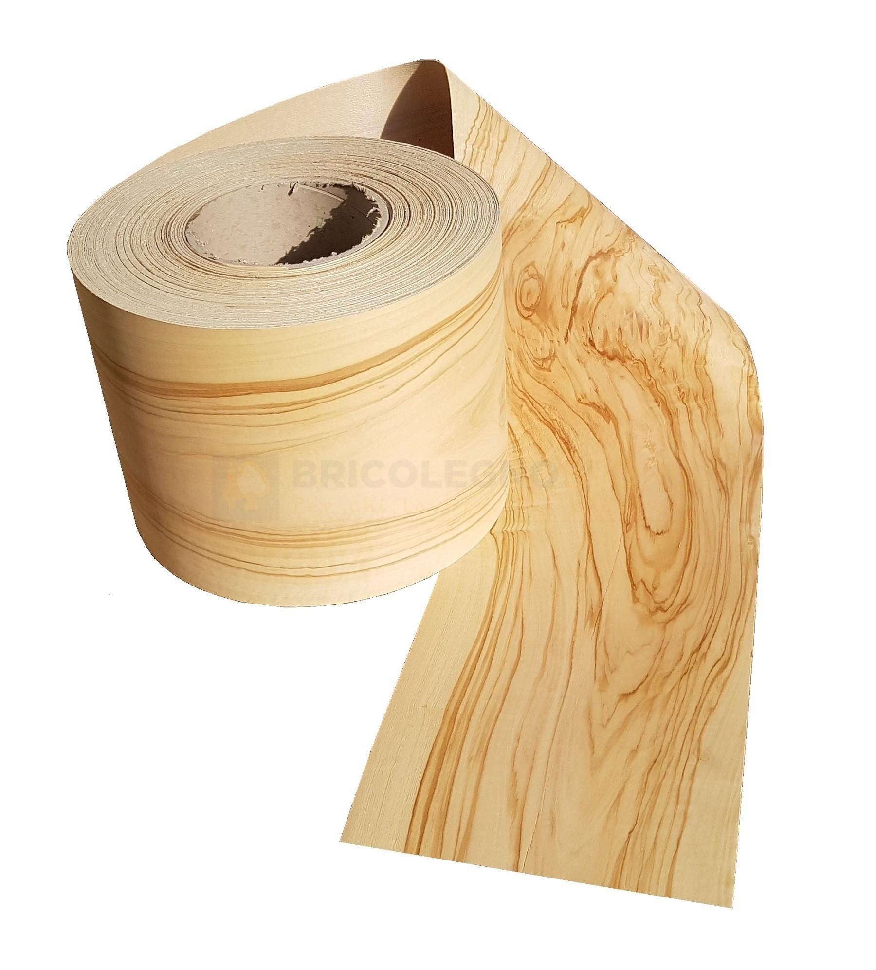 Impiallacciatura 10 tipi d legno Trancciati piallacci fogli di legno