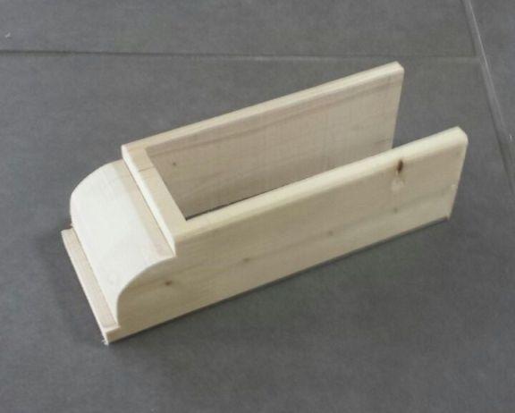 Trave lamellare di abete copristaffa in abete lamellare for Copri travi finto legno