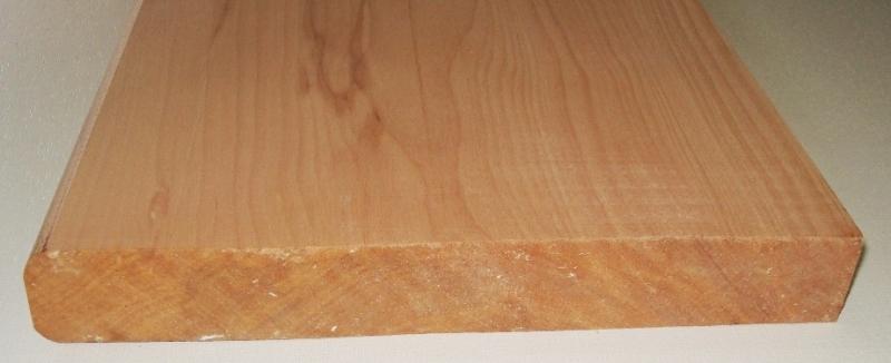 Tavole legno di faggio piallato spessore 30 mm gradino - Tavole legno massello ...