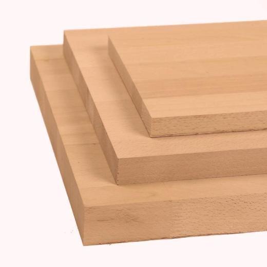 Lamellare monostrato in faggio lamellare faggio mm 42 x for Taglio legno bricoman