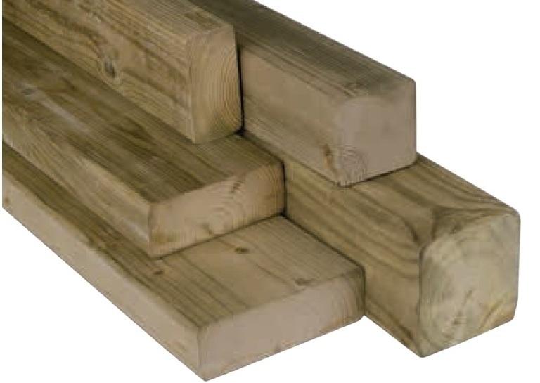 Tavole e listoni di pino impregnato autoclave listone pino impregnato autoclave 20 x 95 x 3000 mm - Tavole in legno massello ...