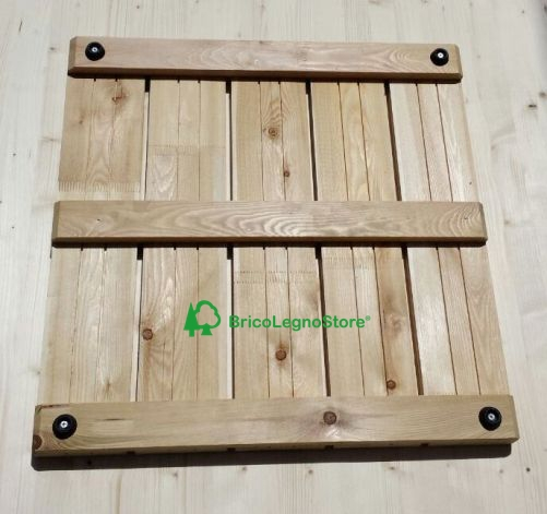 Decking pavimento in legno pedana piatto doccia legno - Doccia per giardino ...
