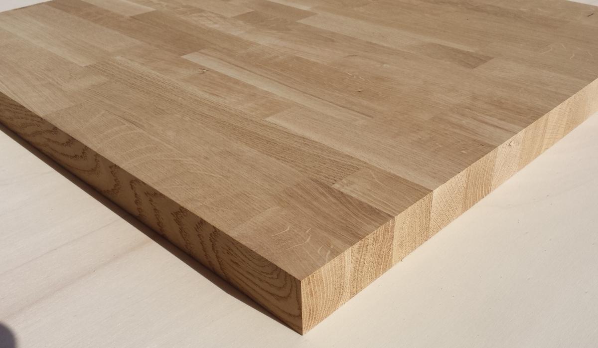 Pannelli lamellari rovere pannelli termoisolanti for Pannelli in legno lamellare prezzi
