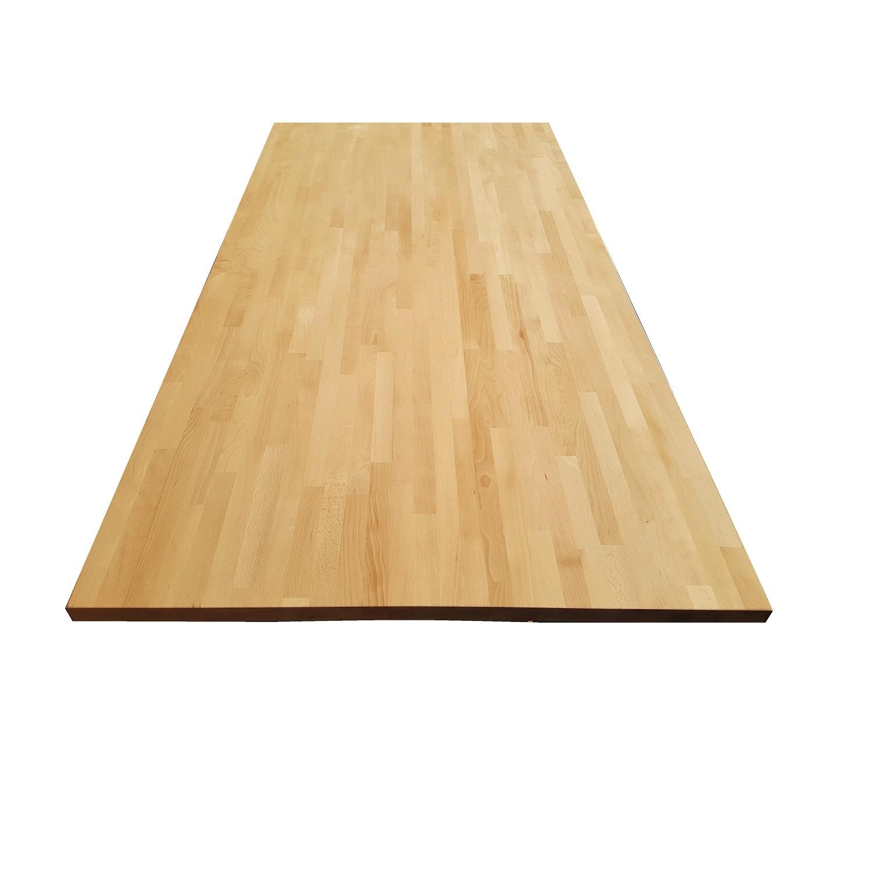 Piano tavolo in legno di faggio piano tavolo in - Piano tavolo legno ...