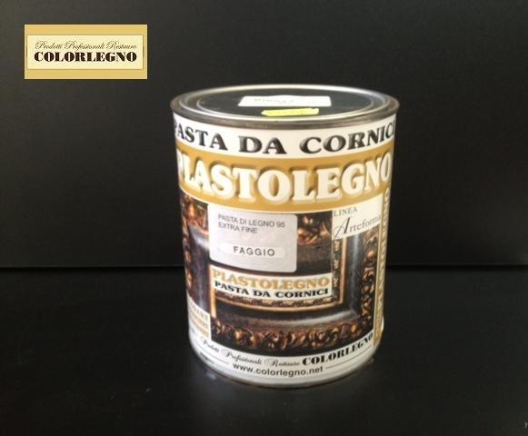 Stucco Per Legno : Plastolegno 95 pasta di legno Colorlegno