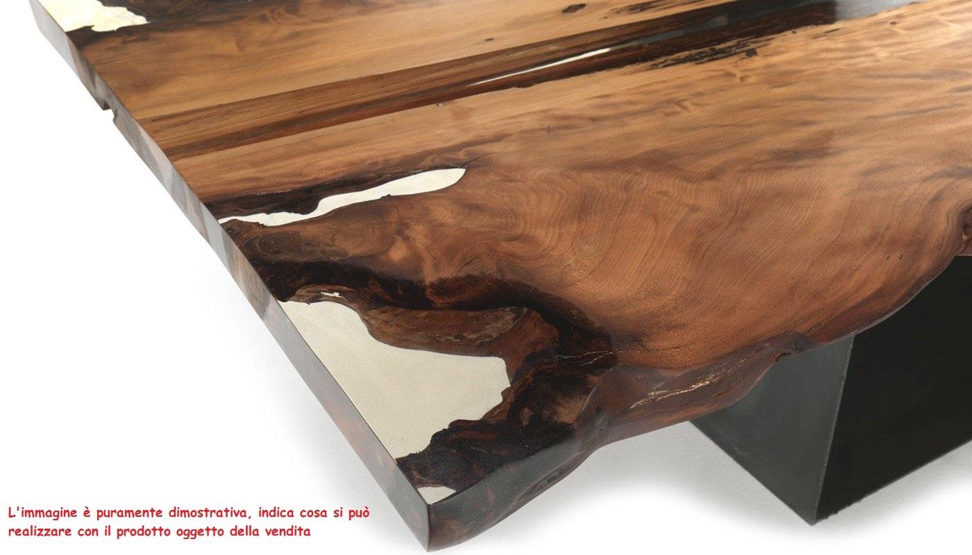 Colle Adesivi Siliconi E Resina Epossidica Resina Epossidica Trasparente Per Colata Manufatti E Tavoli In Legno 1 6 Kg Resin Pro