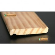 Lamella per persiane in legno pitch pine