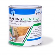 Flatting finitura all'acqua Ecopictor