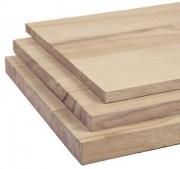Fogli in paulownia di lamellare monostrato for Paulownia legno mobili