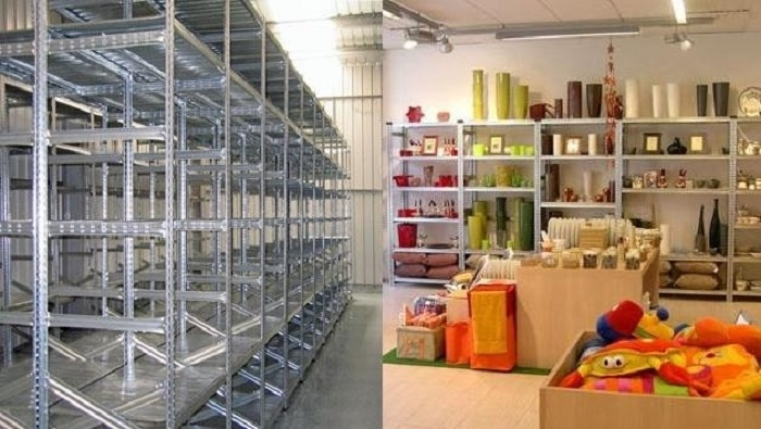 Scaffali e scaffalature in legno kit scaffale modulare for Scaffale legno componibile