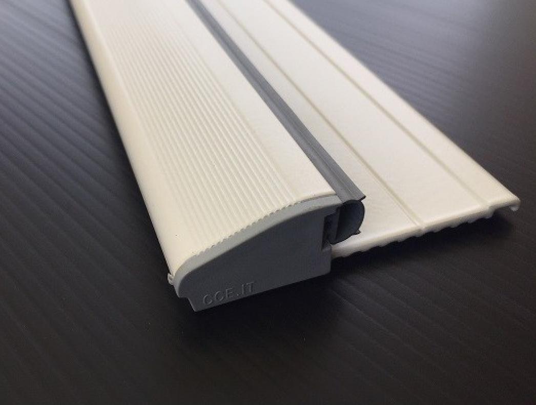 Soglia Antipioggia Alluminio Per Porte E Infissi Ulisse