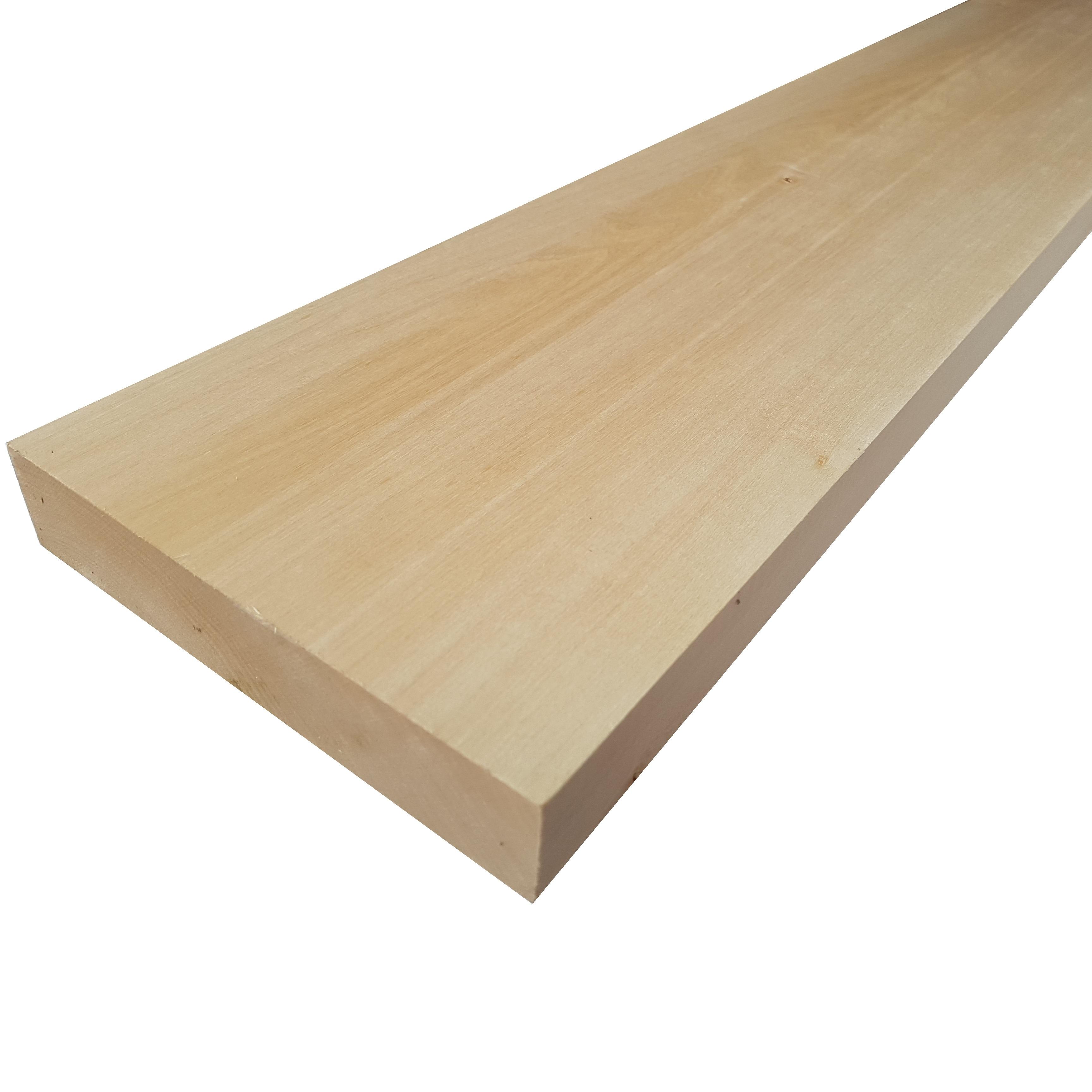 Tavole legno di TIGLIO : Tavola Legno Tiglio 2,7 x 10 x 130 cm