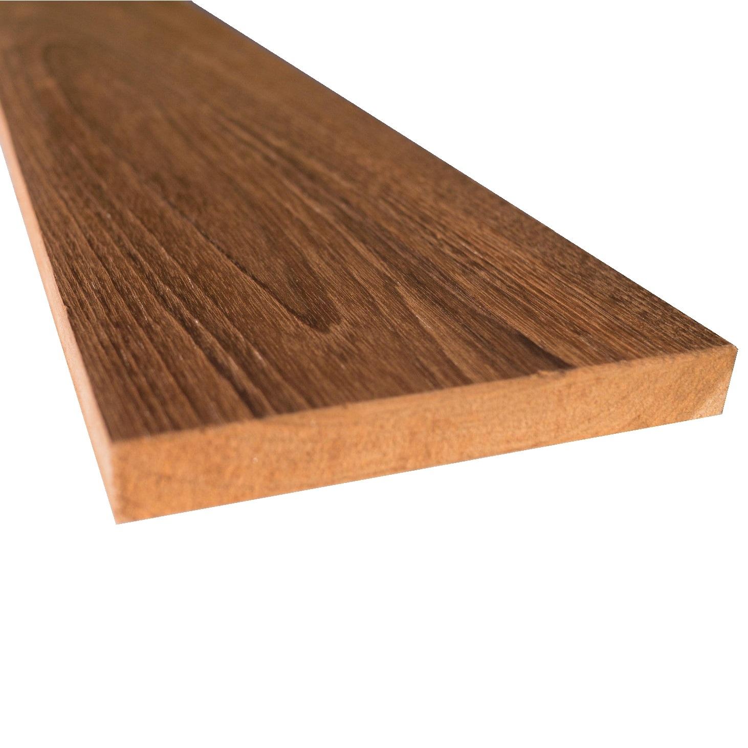 Tavola legno teak prima scelta 2 7 x 13 x 230 cm in vendita su brico legno store - Tavole legno massello piallate ...
