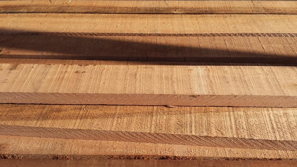 Tavole legno di OKOUMÈ : Tavola legno di OKOUMÈ grezzo 8 x 28 x 320 cm